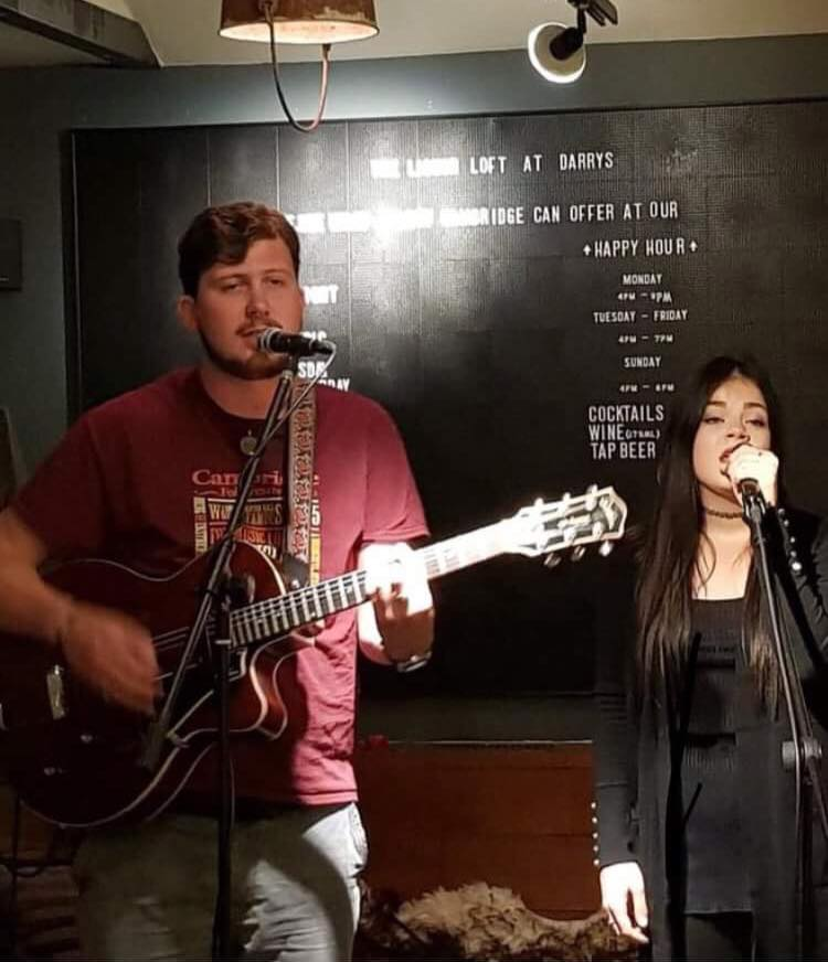 Fantastic Live Music at the Greystones with Tom & Clare Sunday 26th August 8pm